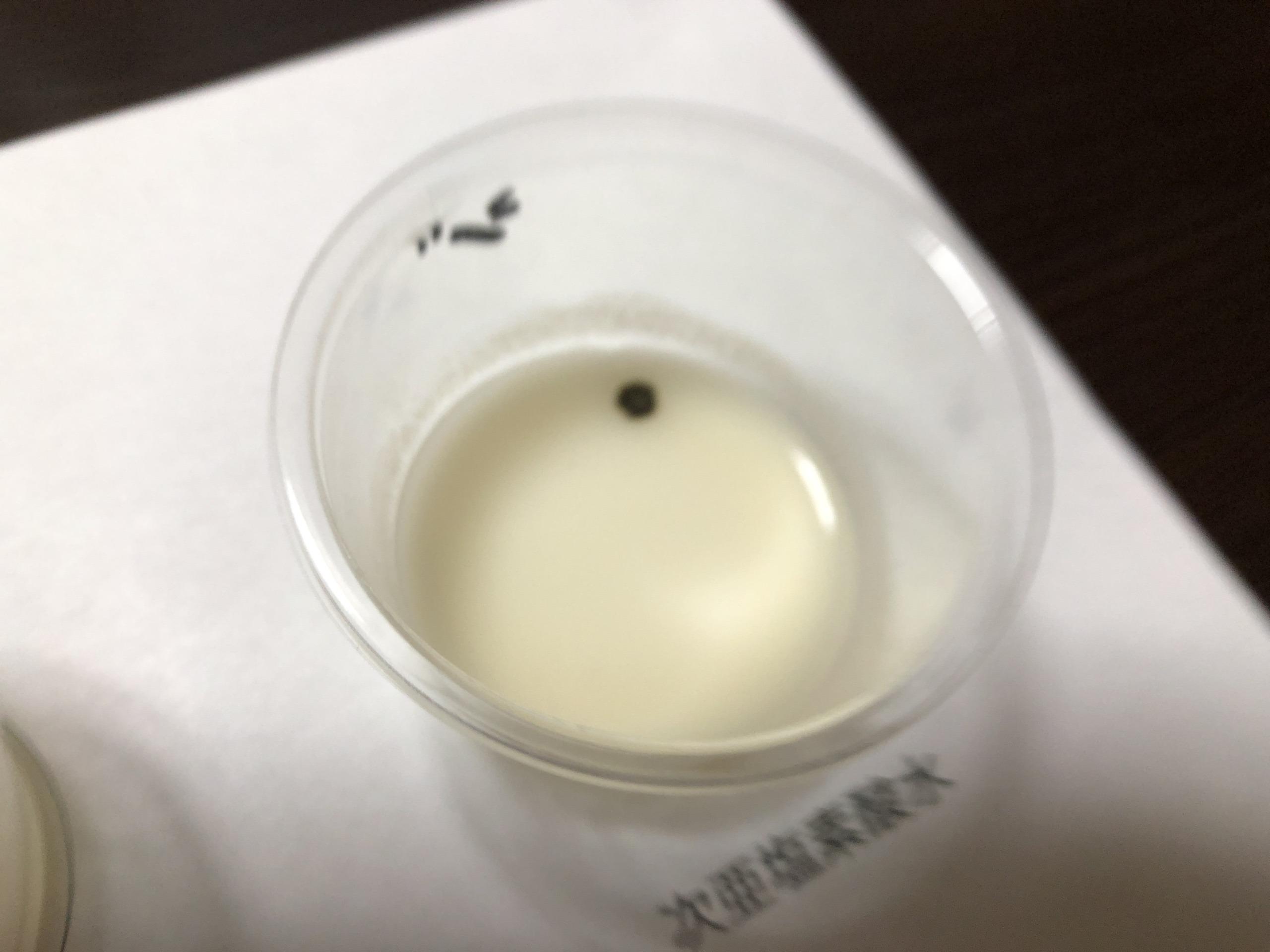 抗菌テスト10日後次亜塩素酸水